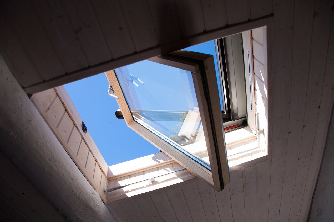 Typy okien dachowych