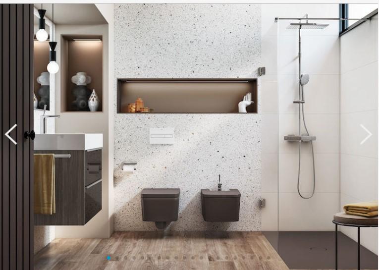 Bidet – praktyczne rozwiązanie łazienkowe, w które warto zainwestować