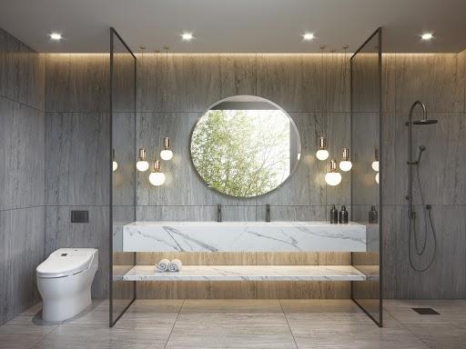 Oświetlenie do łazienki – o czym warto pamiętać podczas zakupów?