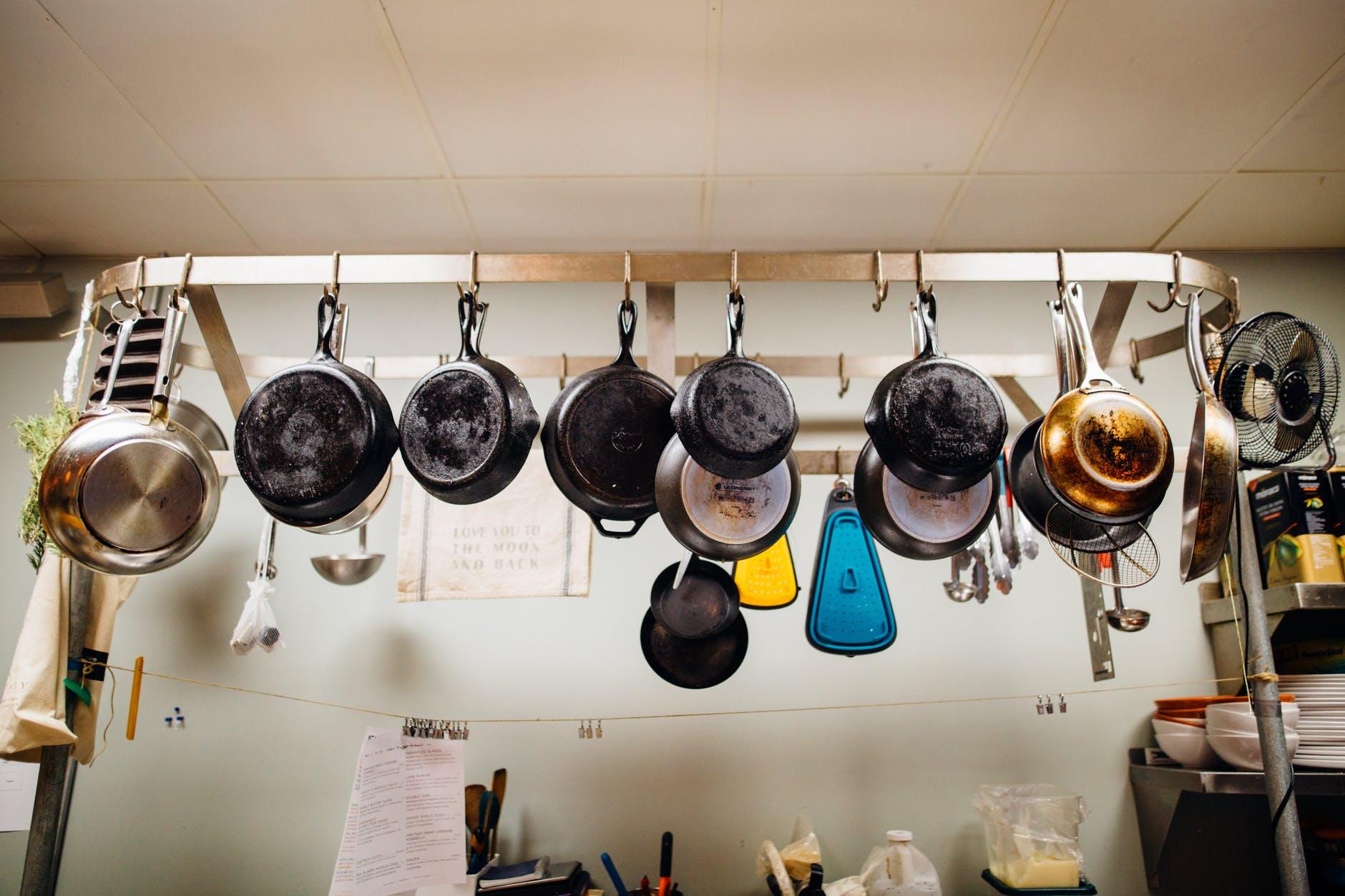 Jaką patelnię do kuchni warto wybrać?