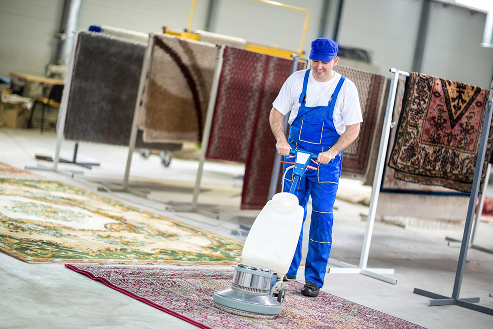 Dlaczego warto prać dywan?
