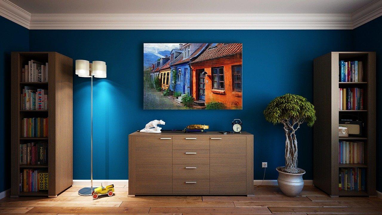 Odświeżamy mieszkanie! Jak wybrać najlepszą farbę dekoracyjną do ścian?